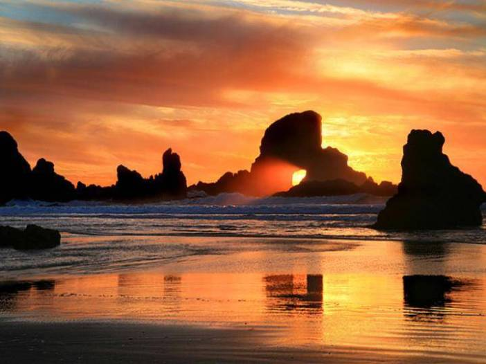 luz y roca