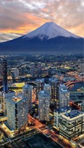 japon amanecer