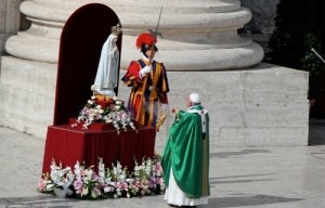 Papa_Francisco_Virge_de_Fatima_13_octubre