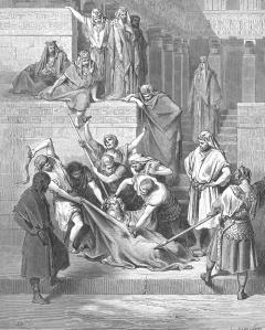 martirio de eleazar