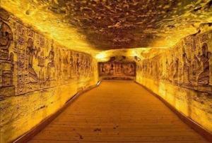 tunel y metro