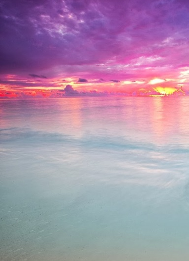 Colorful Ocean via pinterest