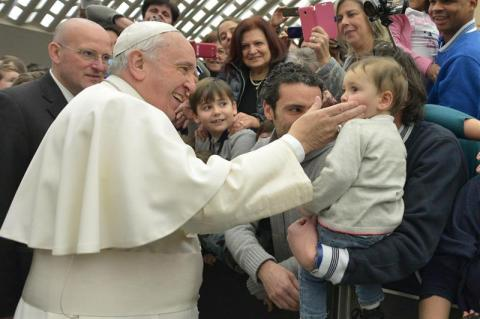 catequesis familia del Papa Francisco