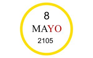 8 ocho de mayo