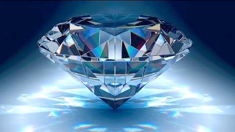 diamante en mar